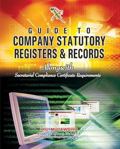 Company Statutory Registers & Records